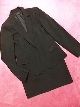 セントフィールド st.field スカート スーツ 上下セット 黒