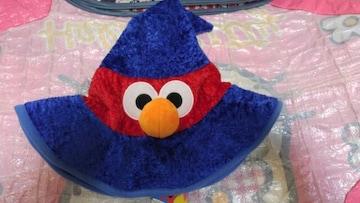 ★セサミストリート★ハロウィン帽子★エルモ♪とんがり帽子