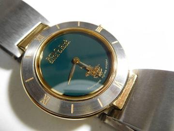 ポロクラブの腕時計メンズ用 クォーツ 動作確認済 !