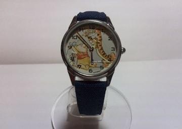 ディズニー くまのプーさん ティガー 腕時計