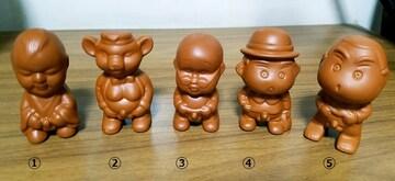 ポイント消化に〜 陶器 可愛い小便小僧 5種類有り