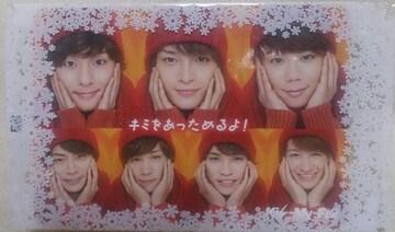 Kis-My-Ft2☆『ぬくぬく当番』2014年 プレミアムカード