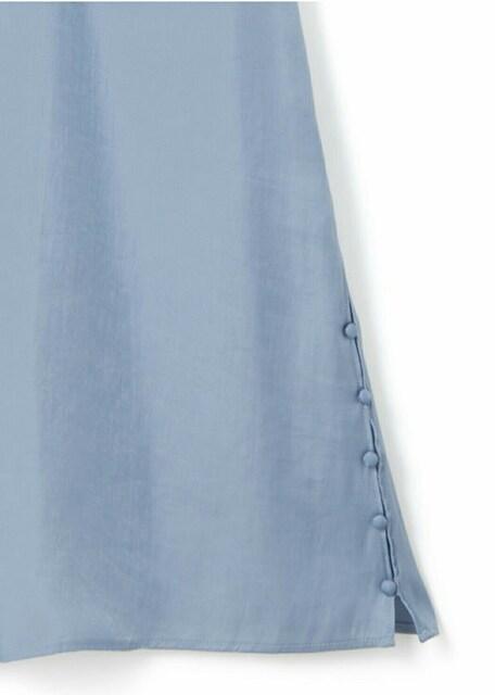 送料無料 新品 グレイル ワンピース カットソー セット 水色 < ブランドの