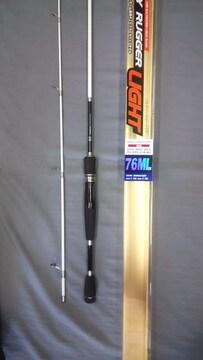 ソルティーラガーライト 76ML(ホワイト カラー)ライトゲーム夜釣抜群