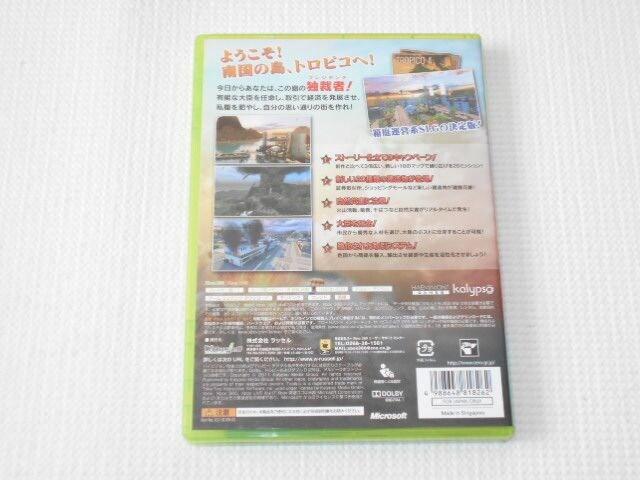 xbox360★トロピコ 4 TROPICO 4 < ゲーム本体/ソフトの