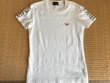 エンポリオアルマーニ EMPORIO ARMANI 半袖Tシャツ 白 M