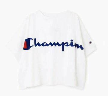 新品 2019年 新作 Champion ビックTシャツ