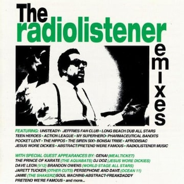 the radiolistener remixes