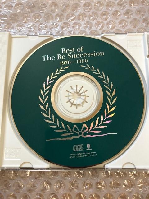 RCサクセション  Best of RC Succession 1970-1980 < タレントグッズの