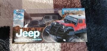 Jeep WRANGLER RUBICON FULL FUNCTION RADIO CONTROL CAR (GRAY)