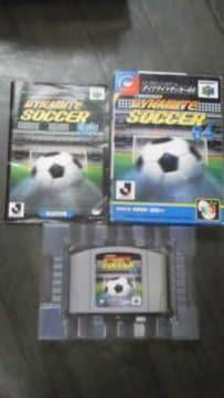 N64Jリーグダイナマイトサッカー64