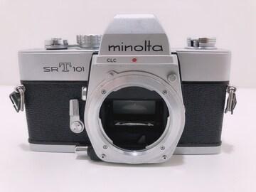 Z209 MINOLTA ミノルタ SRT101 ボディ 名機 一眼レフ カメラ