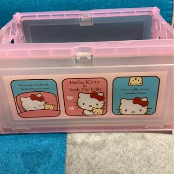 キティちゃん★収納ケース