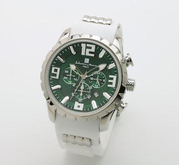 サルバトーレマーラ 腕時計 クロノグラフ メンズSM15107-S