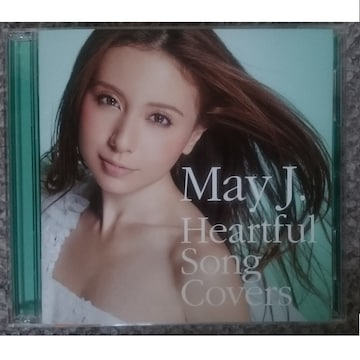 KF  May J.  Heartful Song Covers  CD+DVD