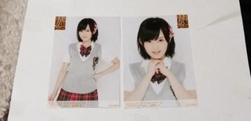 元NMB48山本彩☆公式生写真〜シヨップ限定2015年September5枚+2枚!