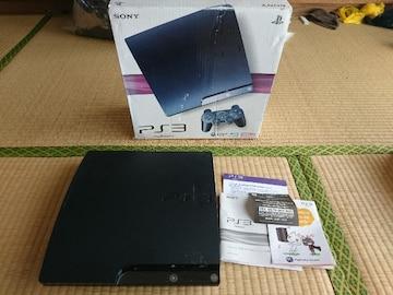 PlayStation3 CECH-2000A ジャンク 本体箱のみ!ほぼタダ!