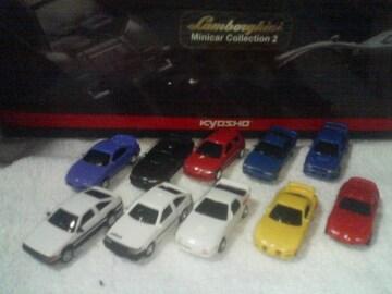 ダイドー  頭文字D  ドリフトプルバックカー  全10種  HOサイズ