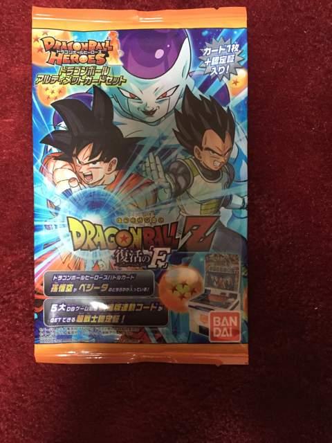 Dragon Ball Z PP Card 908