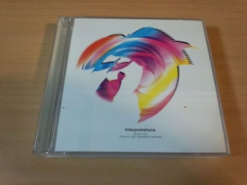 Ken Ishii DVD「FUTURE IN LIGHT VISUALIZED & REMIXED」●