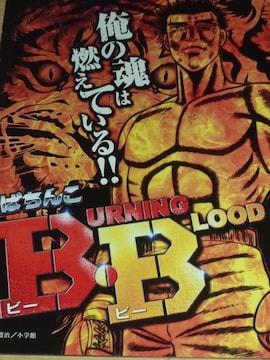 【パチンコ B・B】小冊子