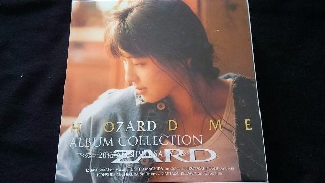 ZARD ALBUM COLLECTION 20th ANNIVERSARYアルバム 20周年記念  < タレントグッズの