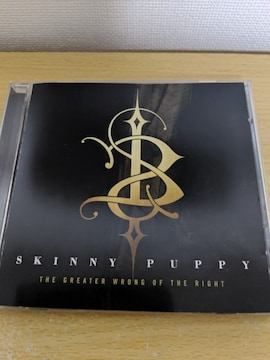 SKINNY PUPPY(スキニー・パピー)「The Greater Wrong」インダストリアル・ロック