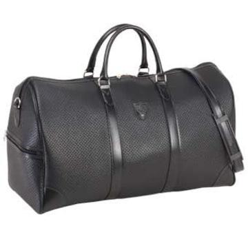 豊岡製 ボストンバッグ  旅行かばん 50cm 送料無料 黒 point付
