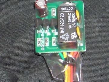 RU1/2用 ヴェゼル 便利商品 ドアミラー自動格納キット