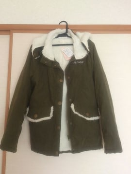 Mc sister★コート ジャケット モスグリーン160