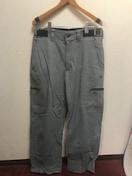 75 キスマーク グレー パンツ Mサイズ