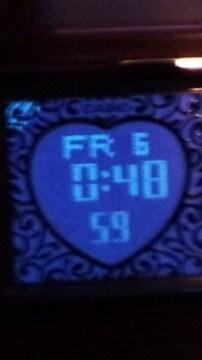 カシオワールドタイムデジタル腕時計Baby-G-SHOCKみたいピンクチプカシ