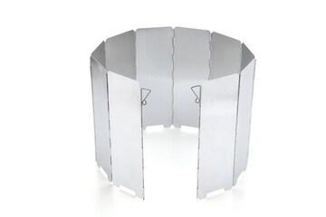 ウインドスクリーン 折り畳み式 アルミ製 10枚