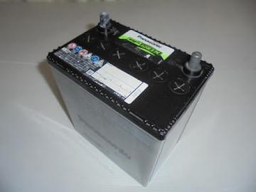 Panasonic BP GREEN 40B19L カーバッテリー 中古品