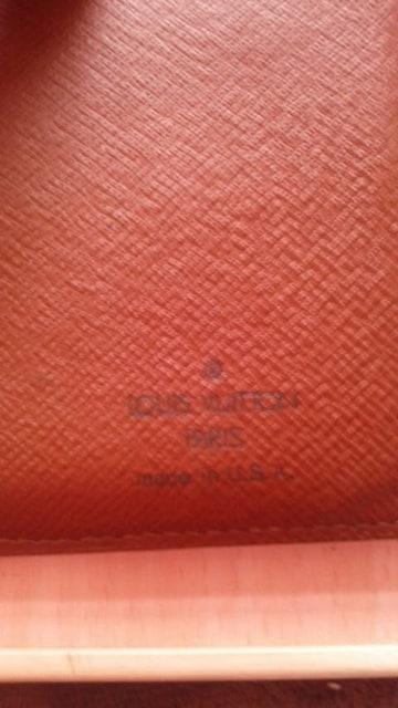 ルイヴィトン 北アメリカ版 がま口財布