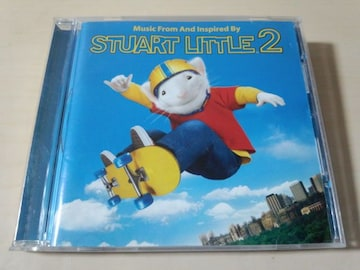 映画サントラCD「スチュアート・リトル 2 STUART LITTLE 2」●