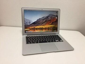 ★すぐ使える★サポート充実初心者★高性能i5MacBookAir