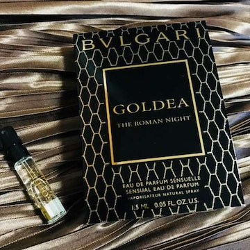 ★BVLGARI(ブルガリ)♪Goldea The Night♪1.5ml◆新品