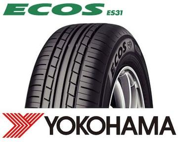 ★205/60R16 緊急入荷★ヨコハマ ECOS ES31 新品タイヤ 4本セット