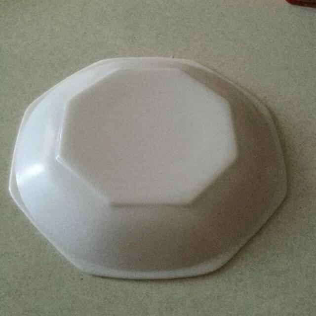 新品 非売品 八角形のシンプルなお皿 < インテリア/ライフの