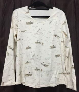 フランシュリッペ☆新品☆馬車柄☆長袖Tシャツ