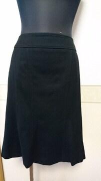 UNTITLED スカート黒