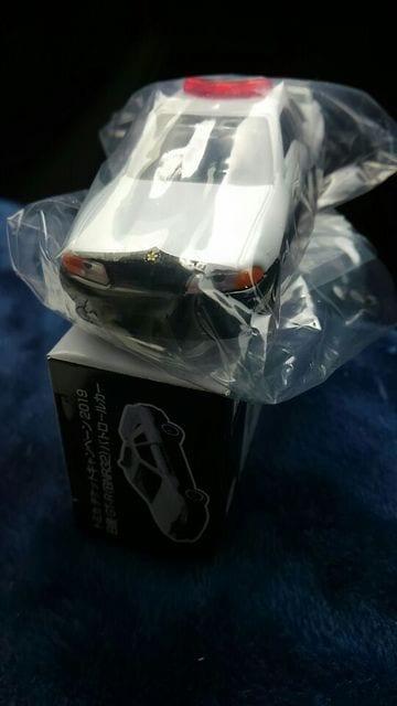 トミカ 2019チケットキャンペーン 日産スカイラインGT-R32 パトロールカー 非売品 新品 < ホビーの