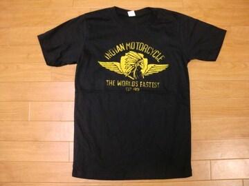 インディアンモーターサイクル ヴィンテージ風 Tシャツ M
