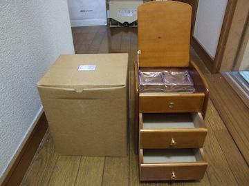 ロジエ バラの木製ホームボックス 新品!