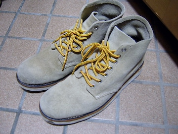 UNITED ARROWS ユナイテッドアローズ スウェード ブーツ