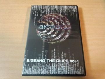 BIGBANG DVD「THE CLIPS vol.1」韓国K-POP●