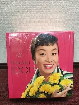 美空ひばり ひばり千夜一夜 記念ボックス 1001超美品CD DVD