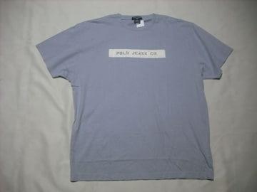 33 男 RALPH LAUREN ラルフローレン ポロジーンズ 半袖Tシャツ L