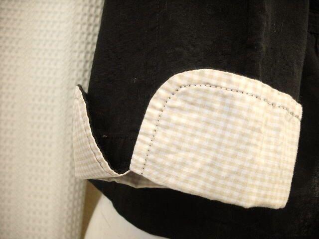 【ジ・エンポリアム】黒のジャケツトです < ブランドの